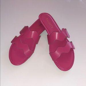 Talbots Pink Sandals